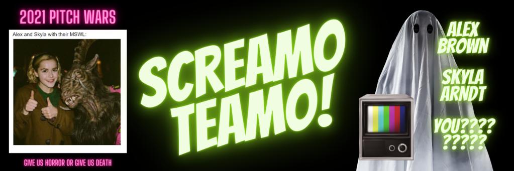 Screamo Teamo Banner